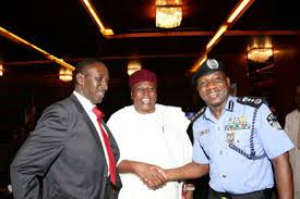 IGP visits Taraba, donates Helicopter for surveillance