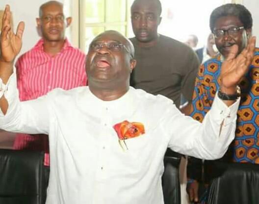 Ikpeazu thanks God for Supreme Court victory