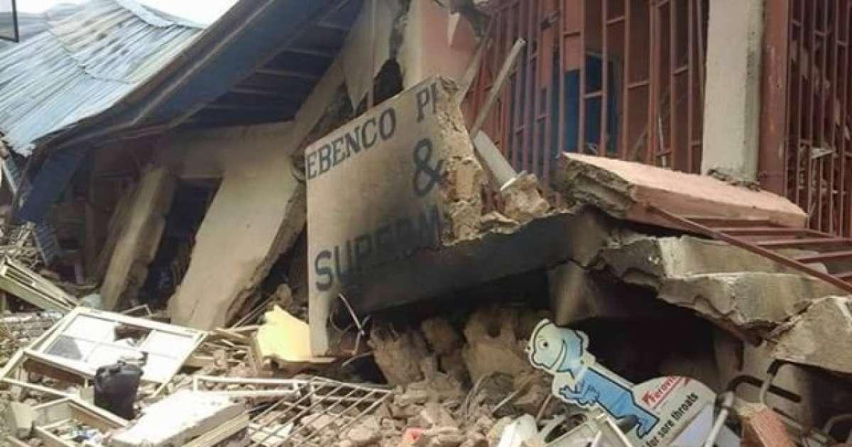 Osun CP visits Ile-Ife explosion scene, says investigation underway