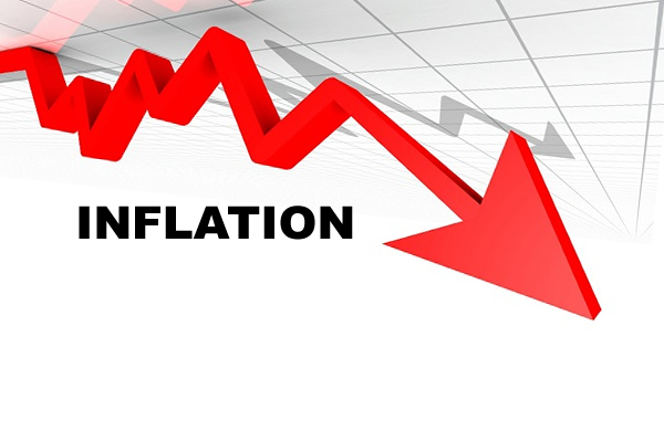 Inflation rate drops to 13.34% in March