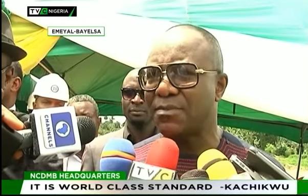 Nigeria's Gas Park will be world class – Kachikwu