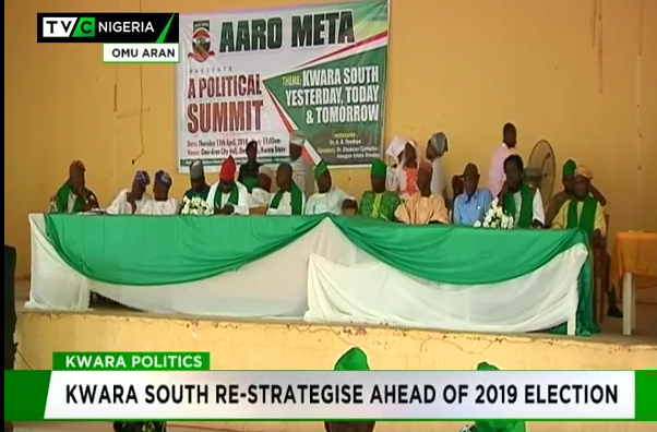 Kwara South re-strategises ahead of 2019 elections