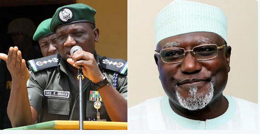Recover the mace within 24hrs, NASS orders IG, DSS boss