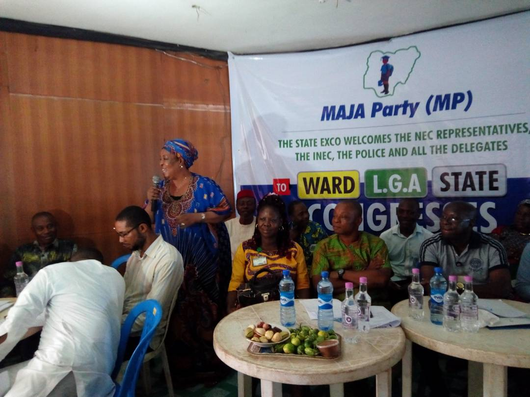 MAJA party offers free political platform for youth
