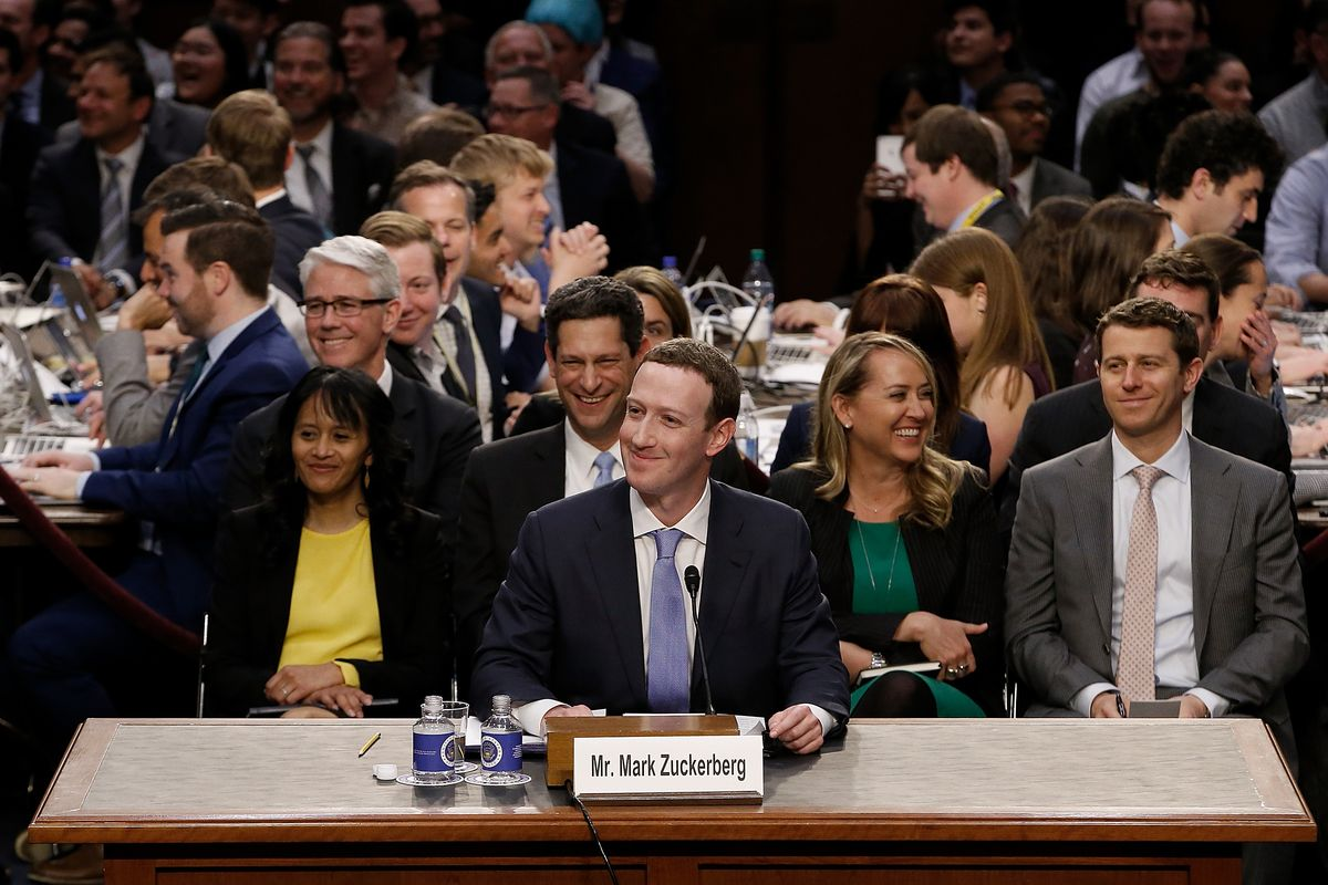 Zuckerberg asked by lawmakers if facebook is too powerful