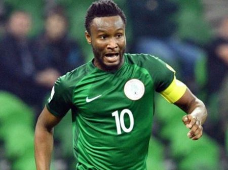 Super Eagles can make history in Russia – Mikel