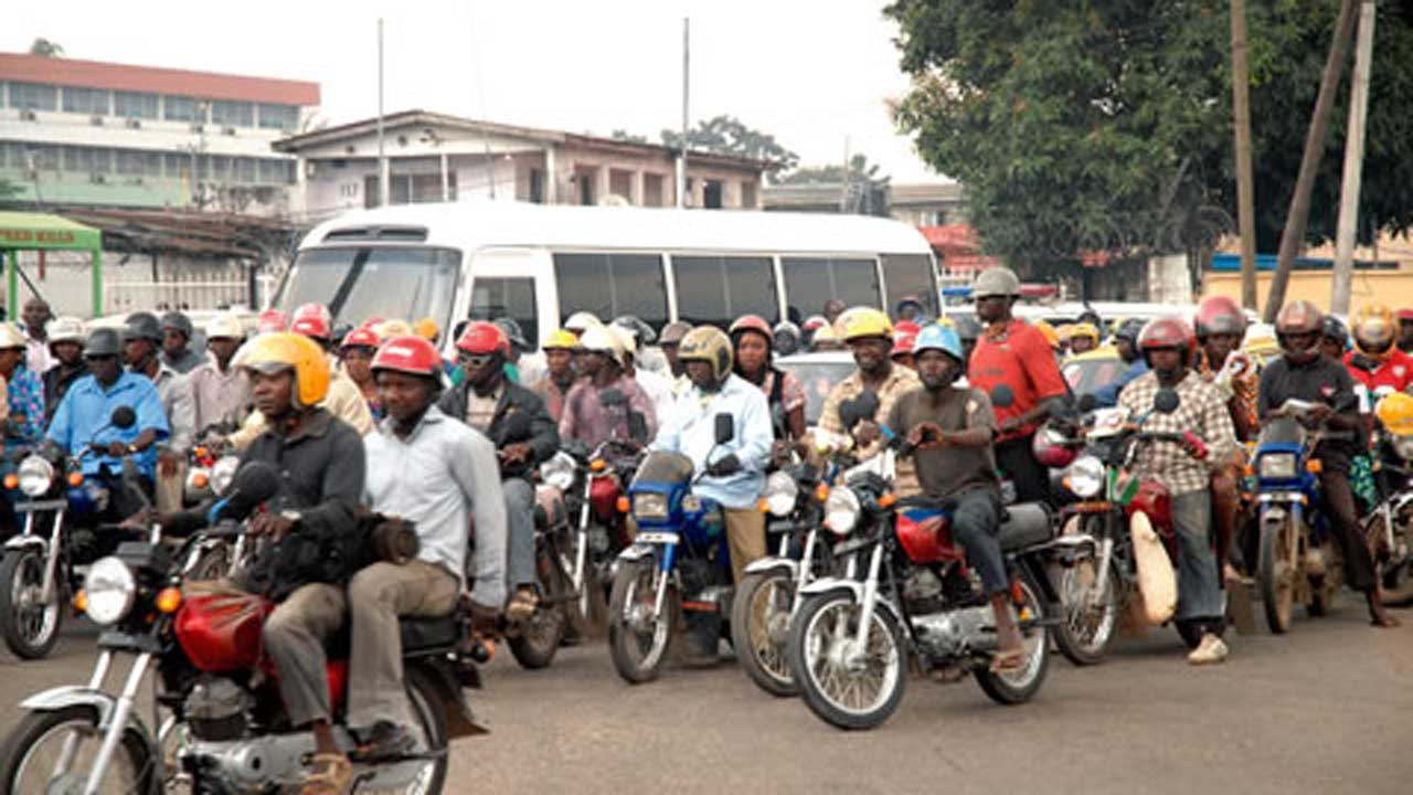 Unregistered 'Okada' riders to stop operating in Ondo – Govt
