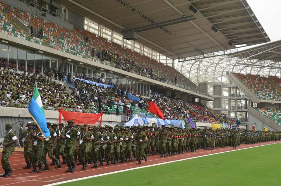 Air Force Combat Sports competition kicks off in Uyo