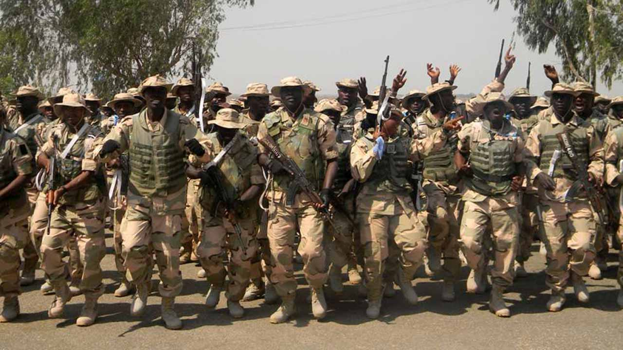 Group wants military to intensify operations nationwide