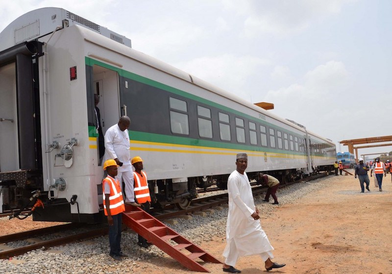 GE-led Consortium Signs Interim Phase Agreement with FG for Rail Concession