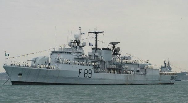 Navy intercepts 1,000 metric tonnes of stolen crude