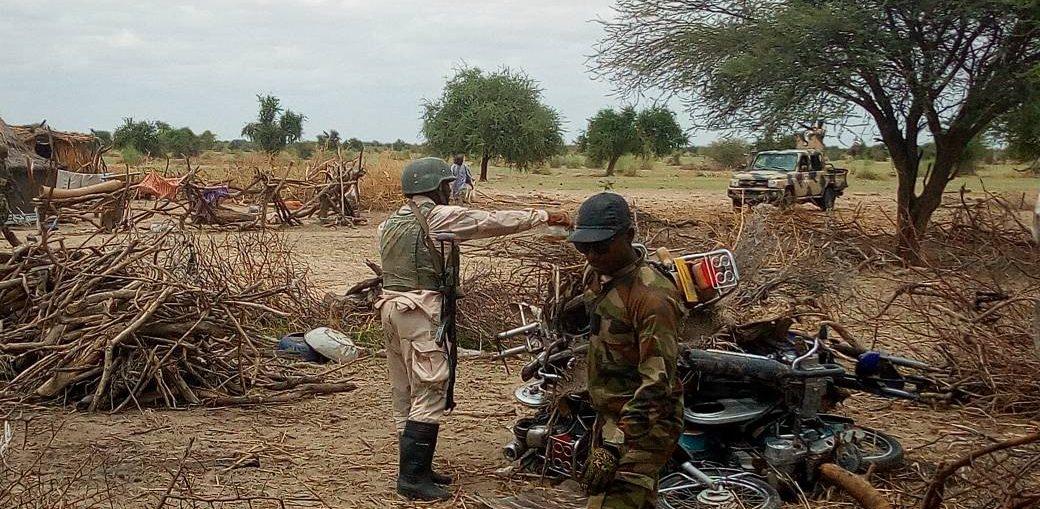 23 soldiers missing after ambush by Boko Haram at Bama