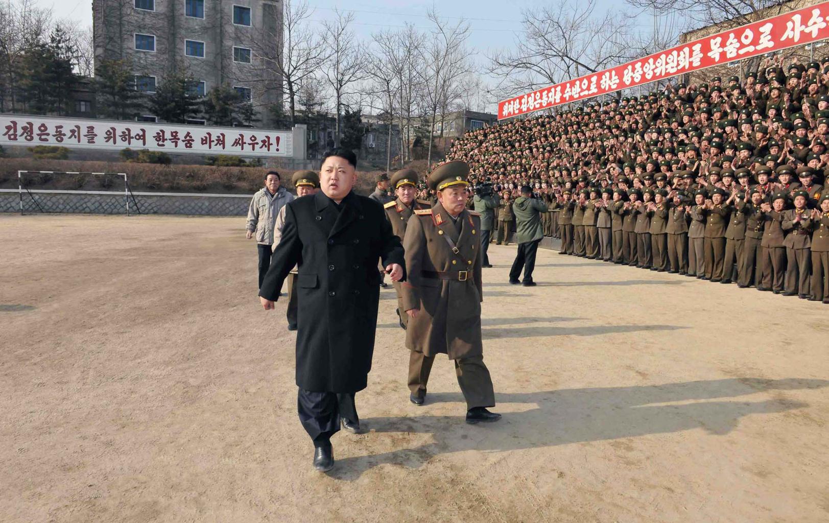 Pyongyang seeks withdrawal of U.S. troops from South Korea