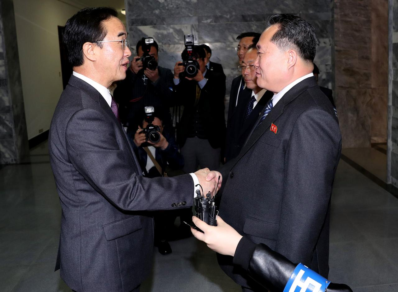 North/South Korea summit to hold April 27