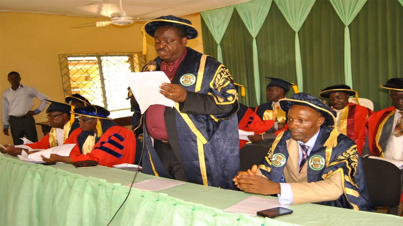 Ondo College of Agric Provost recommends training for young farmers