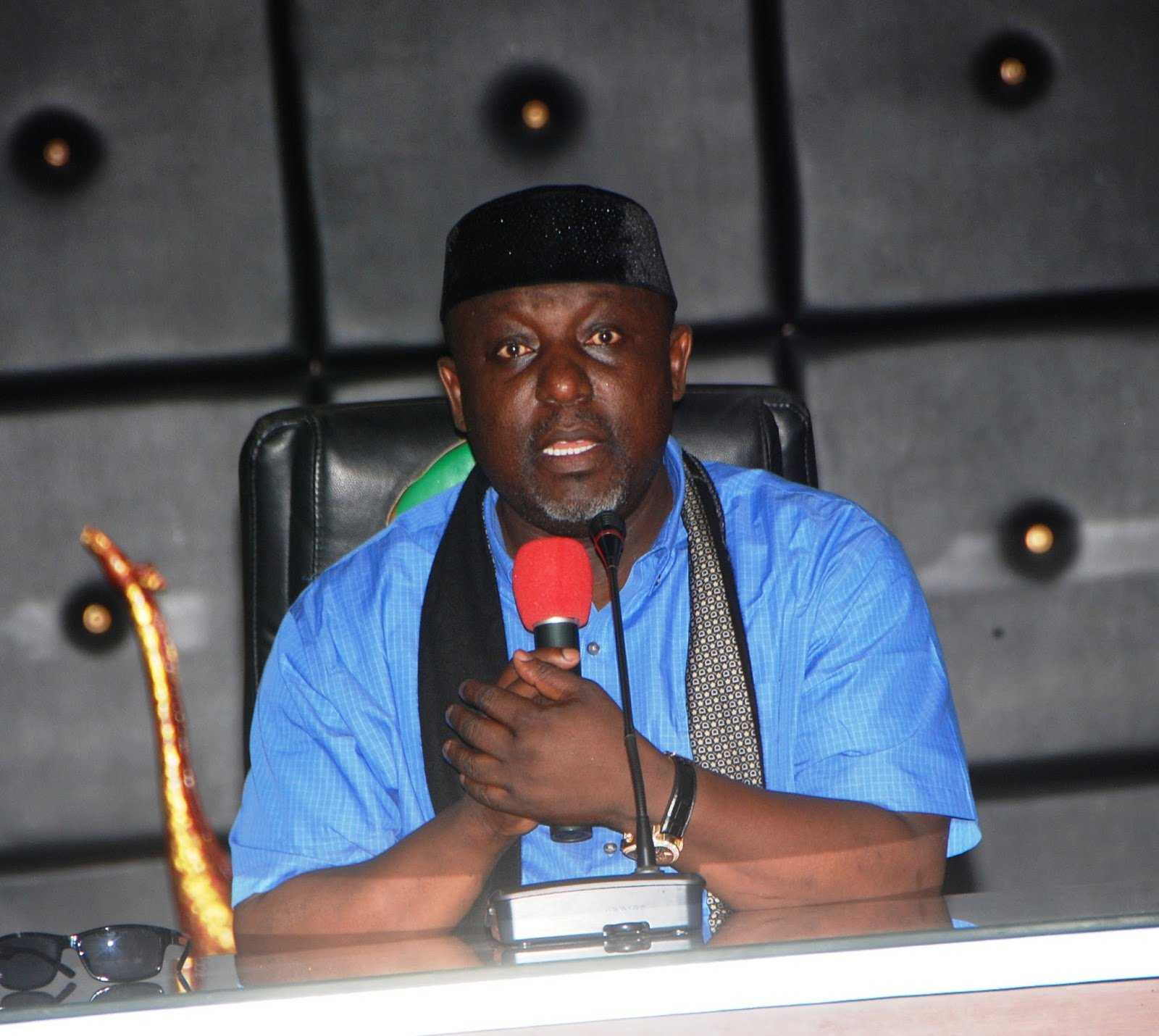 Okorocha asks Nigerians to shun hate speech