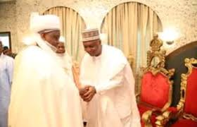 Saraki visits Sultan of Sokoto, sues for peace