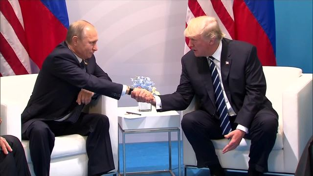 Donald Trump invites Putin to U.S.