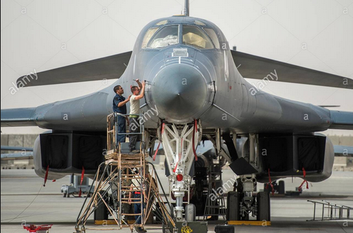 B-1 bomber: U.S. releases Air Force maintenance Airmen, crew