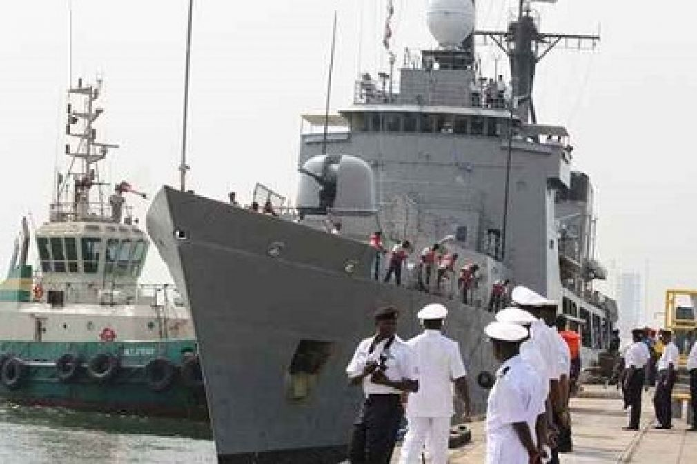 Navy hands over impounded Vessel to EFCC
