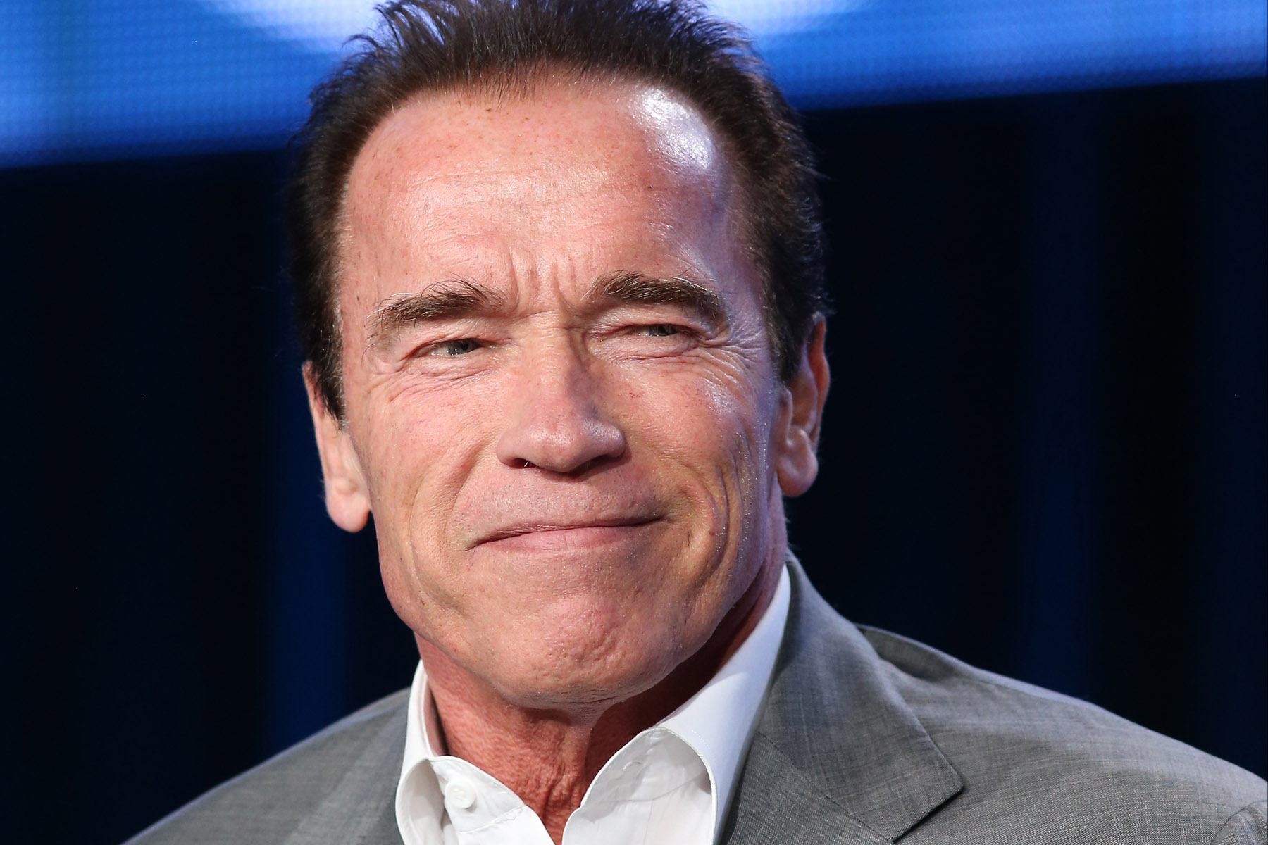 Schwarzenegger says 'I'm back' after recovery from heart surgery