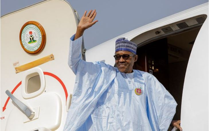 President Buhari to visit Trump at the White House on April 30
