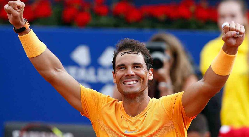 Rafael Nadal wins 11th Barcelona Open title
