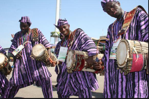 Kwara triumphs at African drum festival