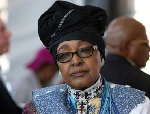South Africa's Winnie Mandela dies at 81