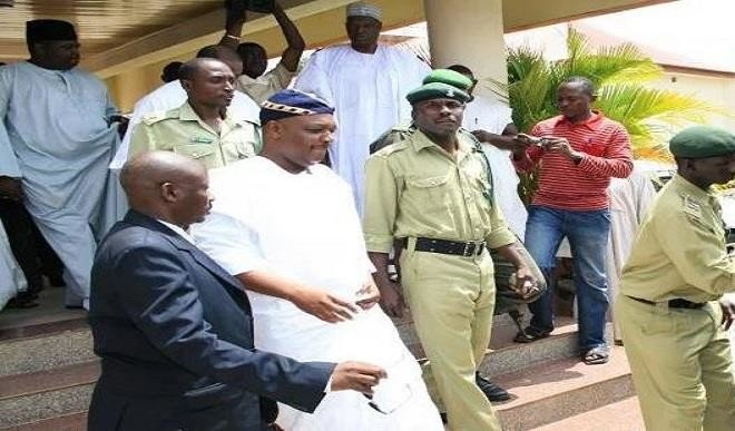 Former Taraba Governor, Jolly Nyame jailed for 14 years without option of fine