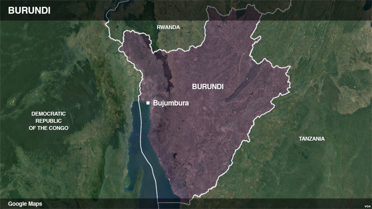 Burundi official jailed for saying president's foes should be thrown in lake