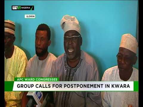 Group calls for postponement of APC Ward Congress in Kwara