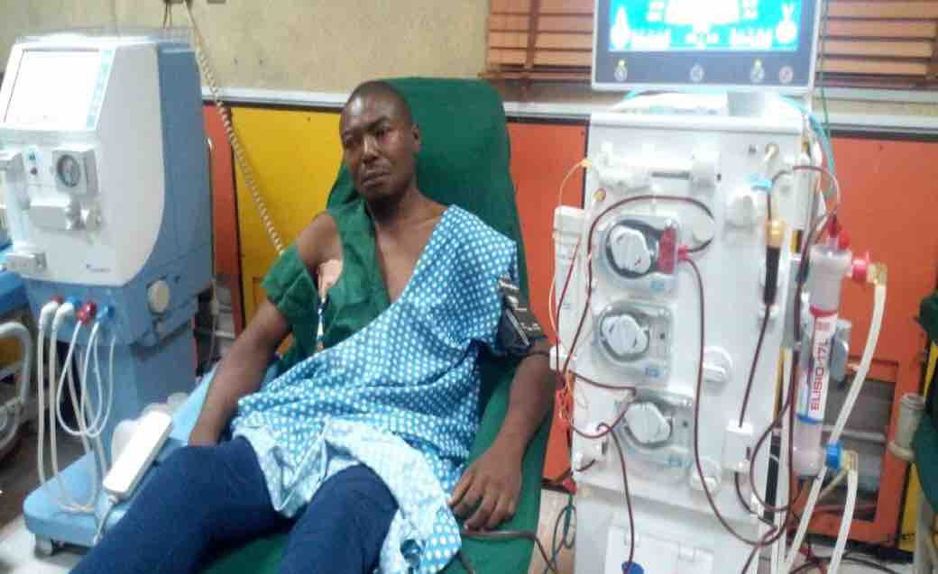 Kidney transplant patient, Ashioma urgently needs N5.5m for survival
