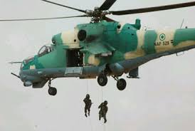 Airforce to deploy four attacking planes to Enugu
