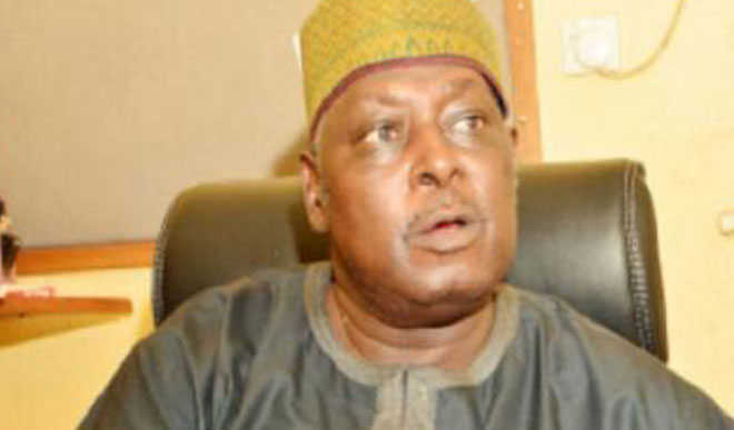 Babachir, others protest against Adamawa APC pre-congress parley