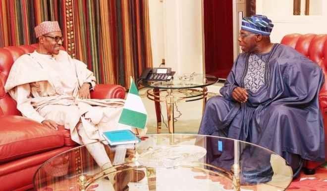 Obasanjo fires back, accuses Buhari of making ignorant statement