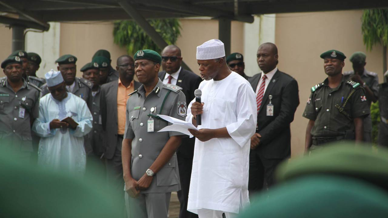 Anti-smuggling: Nigeria Customs worried about risk to officers' lives