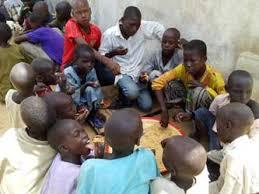 Children's day 2018: Nigerians urged to donate to displaced children