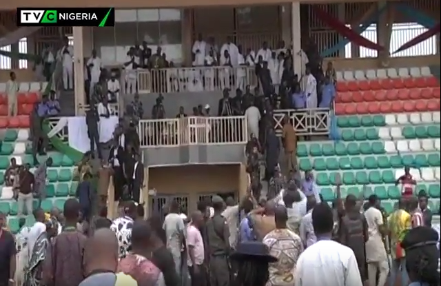 Video: Ekiti APC Guber primary turns violent