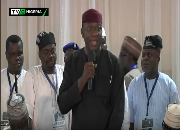 Fayemi wins Ekiti APC governorship primary