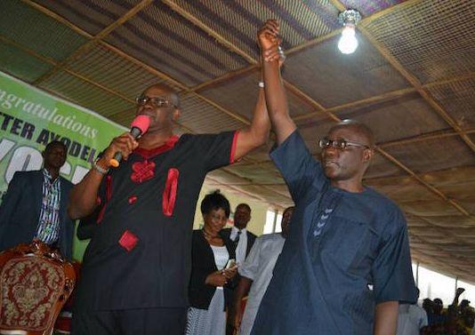 Fayose's deputy, Olusola emerges PDP governorship candidate