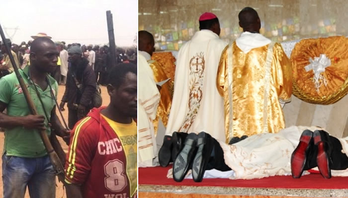 Suspected herdsmen shoot Priest, injure others in Taraba