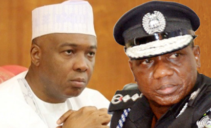 Again, IGP absent at Senate, represented by DIG Operations