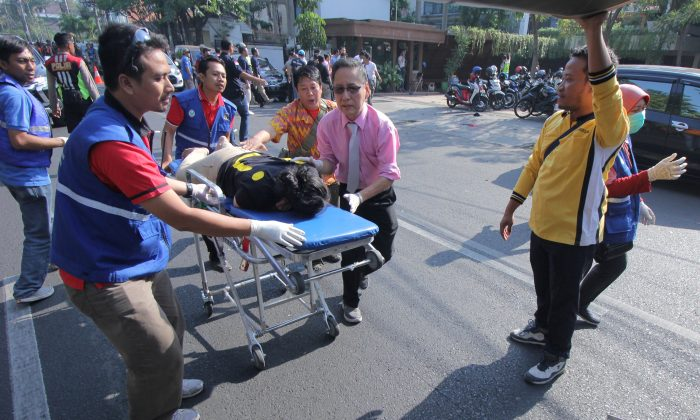 Seven persons killed, 40 others injured in Indonesia suicide attack