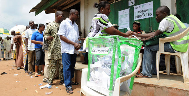Kaduna: Election materials abandoned in Narayi, Chikun LGA