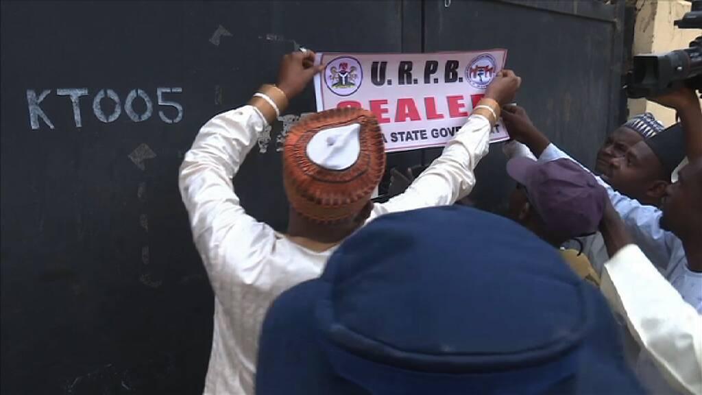 Katsina govt seals Glo office over non-remittance of tax
