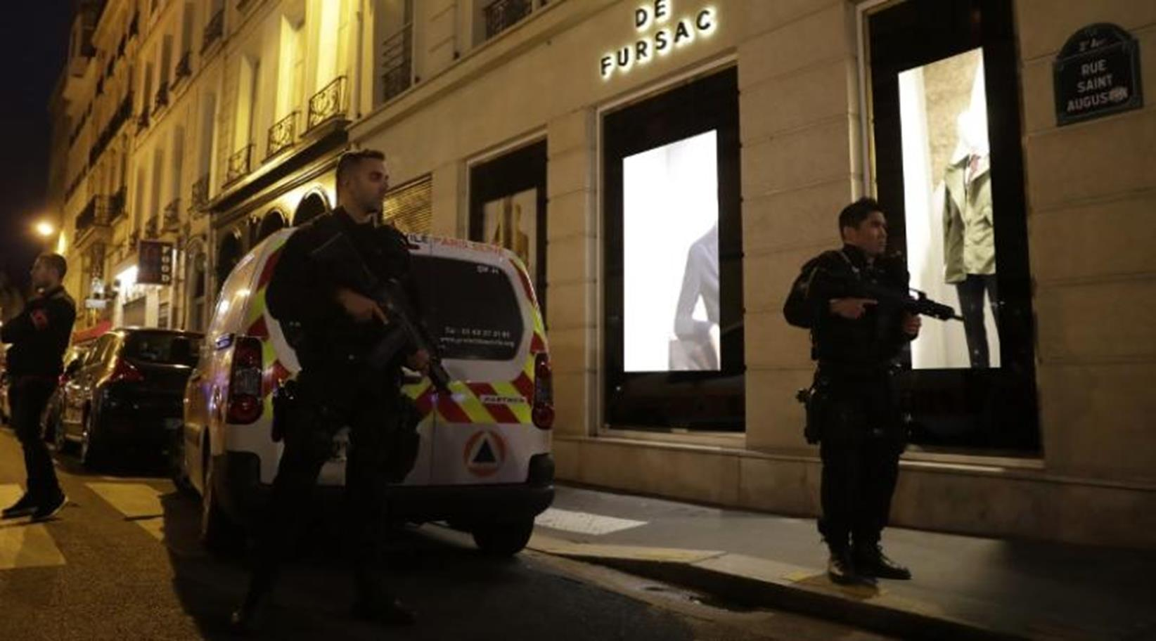 Paris knife attacker kills passer-by, wounded four