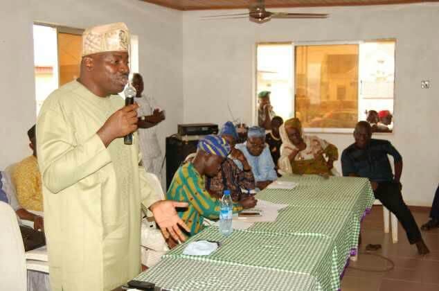 Ogun guber aspirant promises to focus on state's oil Potential