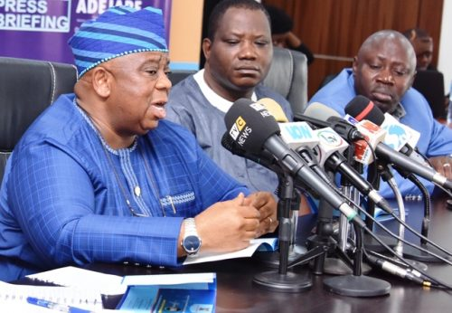Lagos scales up work on nine new Jetties, four Ferries