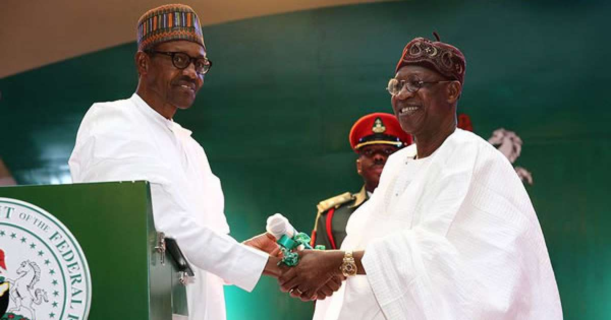 Buhari's re-election will be easy – Lai Mohammed